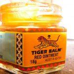 Baume du tigre rouge : le meilleur ami de vos tendons